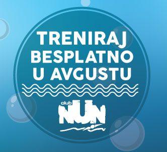 Skola plivanja Beograd
